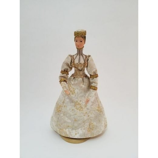 Queen Barbara Radziwell Doll