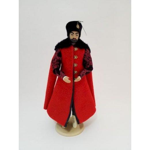 King Stefan Batory Doll