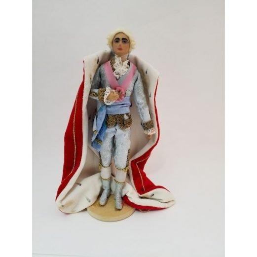 King Stanislaw August Poniatowskie Doll