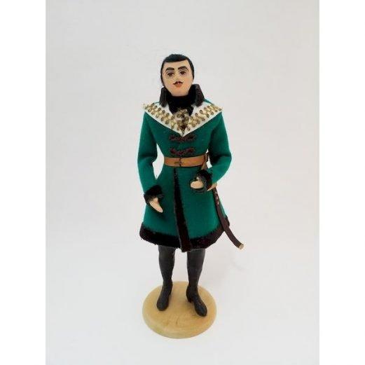 Casmir Pulaski Doll