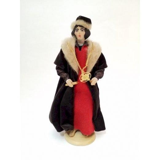 Copernicus Doll