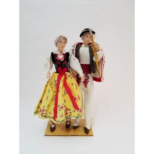 Gorale Couple Doll