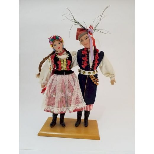 Krakow Couple Doll – Large