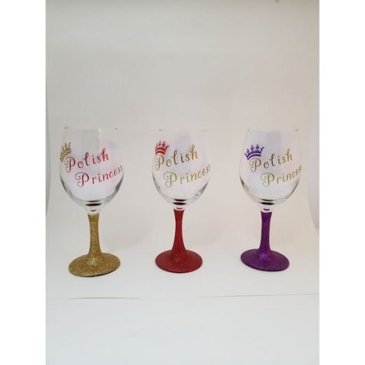 Polish Princess 20oz. Wine Glass